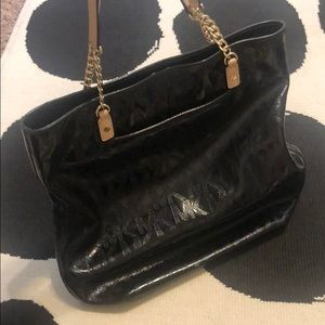 MIcheal Kors Patent Leather bag!